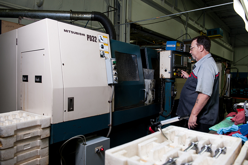 CNC OD Grinding Services in Michigan - Sturdy Grinding  - O